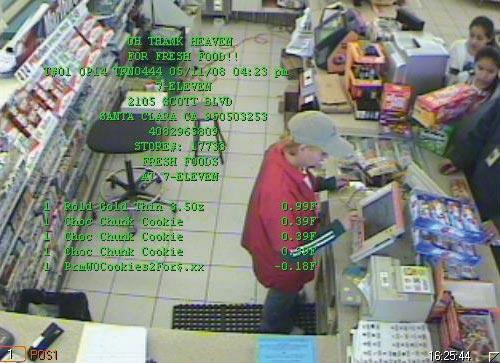 кражи персоналом в магазине исключалось